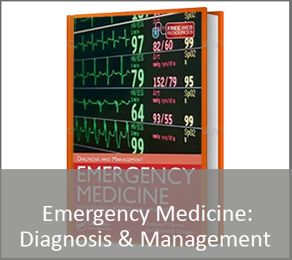 Emergency Medicine diagnosis and management (EMDM)