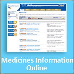 Medicines.ie Website