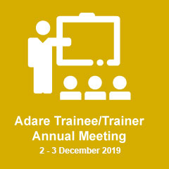 Adare Trainee Trainer Annual Meeting