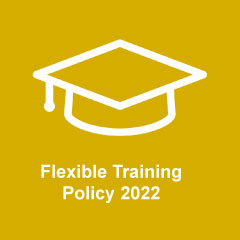document to training policy
